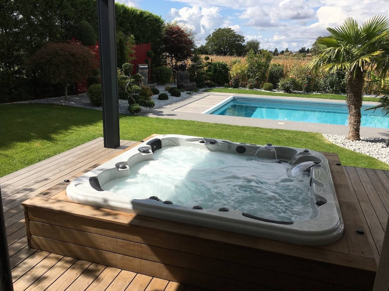 Vente Spa Jacuzzi Exterieur Pas Cher Toulouse Be Well Canada Spa